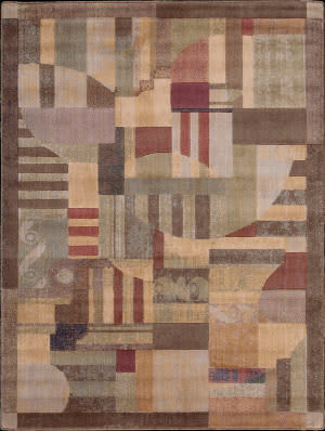 Nourison Somerset ST-22 Multi Area Rug