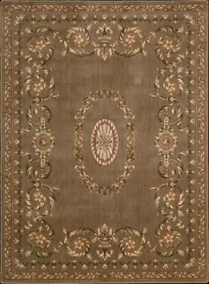 Nourison Somerset ST-58 Brown Area Rug