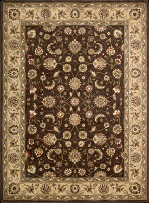 Nourison Somerset ST-62 Brown Area Rug