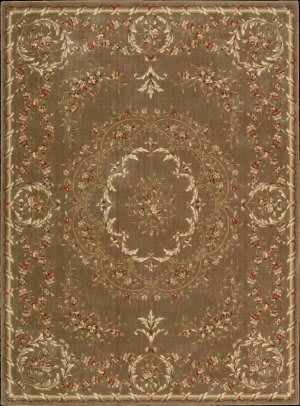 Nourison Somerset ST-68 Brown Area Rug
