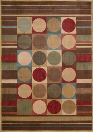 Nourison Somerset ST-80 Multi Area Rug