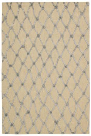 Nourison Strata Stt05 Ivory Blue Area Rug