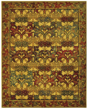 Nourison Timeless Tml01 Stained Glass Area Rug