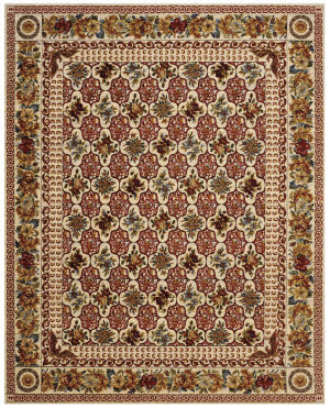 Nourison Timeless Tml13 Multicolor Area Rug