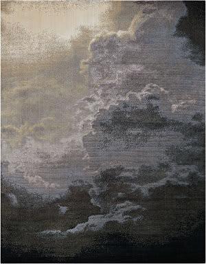 Nourison Twilight Twi18 Storm Area Rug