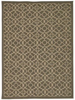 Nourison Color Motion Wcm01 Stone Area Rug