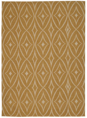 Nourison Color Motion Wcm05 Gold Area Rug