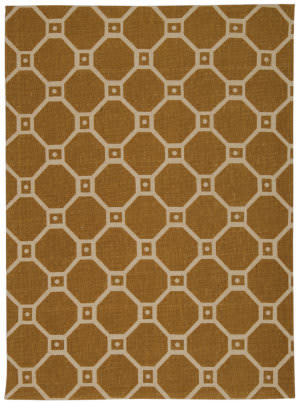 Nourison Color Motion Wcm08 Gold Area Rug