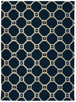 Nourison Color Motion Wcm08 Navy Area Rug