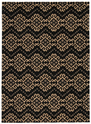 Nourison Color Motion Wcm16 Smoke Area Rug