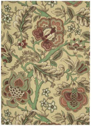Nourison Waverly Global Awakening Wga01 Antique Area Rug
