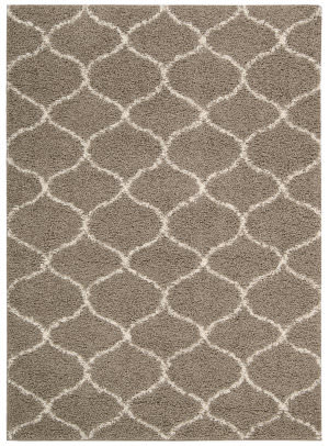 Nourison Windsor Win01 Cappuccino Area Rug