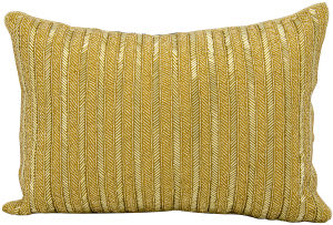Michael Amini Pillows Z9010 Gold