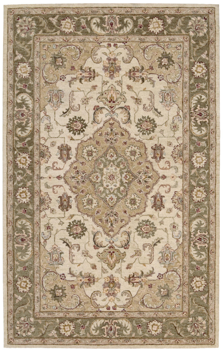 Nourison Golden Crown Go02 Ivory Clearance Rug Studio