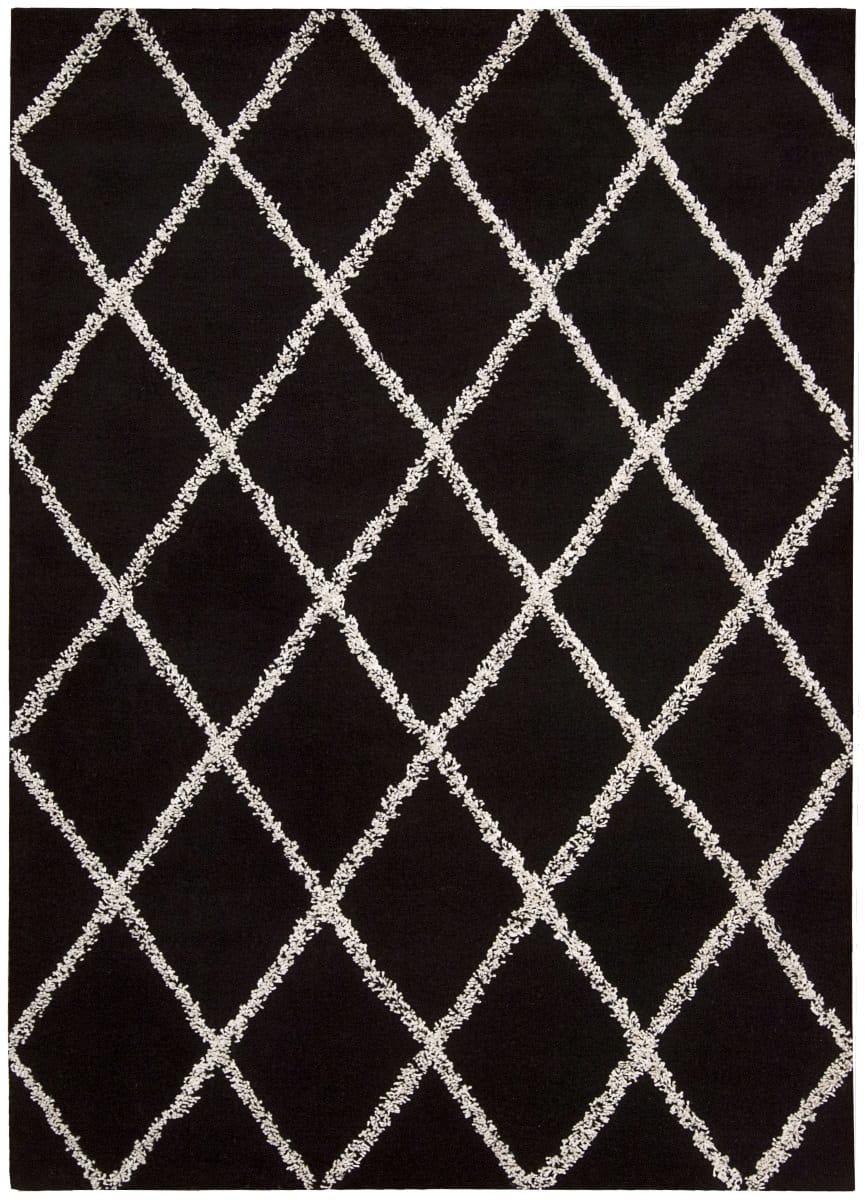 Joseph Abboud Monterey Mtr01 Black White Clearance Rug Studio