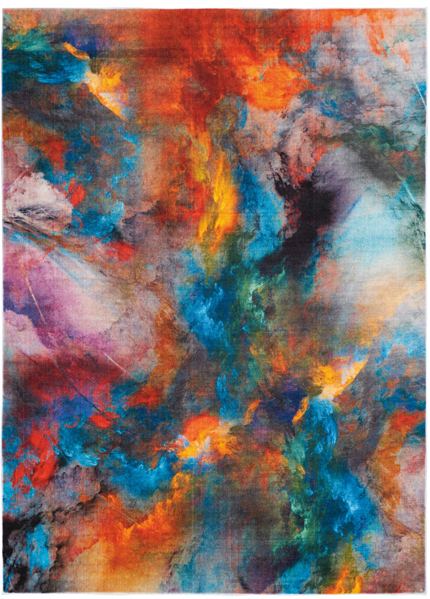 Nourison Le Reve Ler03 Multicolor Rug Studio