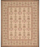 Nourison Sixteenth Century 1651 Light Gold Area Rug