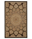 Nourison 2000 2318 Brown Area Rug