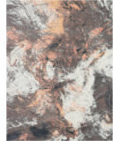 Nourison Abstract Shag Abs05 Multicolor Area Rug
