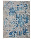 Nourison Entice Ene06 Grey - Blue Area Rug