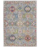 Nourison Ankara Global Anr12 Grey - Multicolor Area Rug