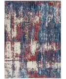 Nourison Etchings Etc02 Multicolor Area Rug