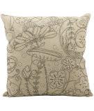 Nourison Pillows Luminescence A2753 Beige