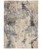 Nourison Fusion Fss16 Cream Grey Area Rug