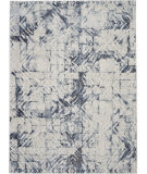 Nourison Urban Decor Urd02 Ivory - Blue Area Rug