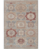 Nourison Homestead Hms02 Blue - Multicolor Area Rug
