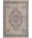 Nourison Homestead Hms03 Blue - Grey Area Rug