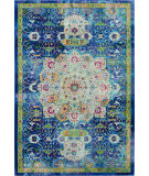 Nourison Ankara Global Anr03 Blue Area Rug
