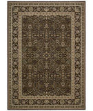 Kathy Ireland Antiquities Ant03 Espresso Area Rug