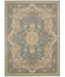 Kathy Ireland Antiquities Ant06 Slate Blue Area Rug