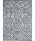 Nourison Aruba Arb02 Slate - Light Blue Area Rug