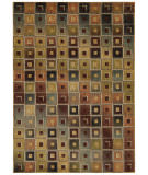 Nourison Aristo Ars02 Multicolor Area Rug