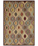 Nourison Aristo Ars03 Multicolor Area Rug