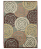 Nourison Aristo Ars08 Multicolor Area Rug