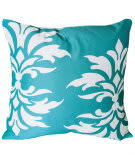 Nourison Outdoor Pillow As065 Turquoise