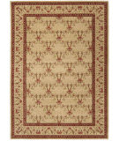 Nourison Ashton House AS-07 Beige Area Rug