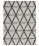 Nourison Highlands HND01 Grey Area Rug
