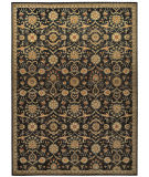 Kathy Ireland Babylon Bab01 Black Area Rug