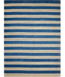 Nourison Ripple Rip02 Midnight Blue Area Rug