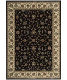 Nourison Persian Arts Bd04 Black Area Rug