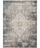 Kathy Ireland Moroccan Celebration KI3M2 Grey - Slate Area Rug