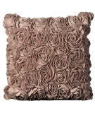 Nourison Mina Victory Pillows Felt C5001 Pink