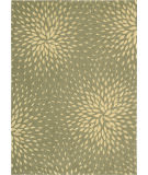 Nourison Capri CAP-2 Light Green Area Rug