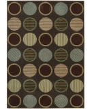 Nourison Cambridge CG-06 Chocolate Area Rug