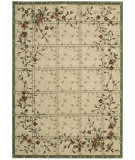 Nourison Cambridge CG-07 Ivory-Green Area Rug