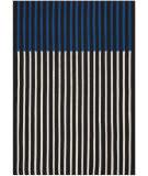 Calvin Klein Nashville Ck752 Ivory - Black - Cobalt Area Rug